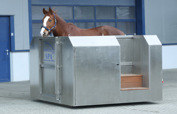 Horse Gym 2000 Pferde SPA